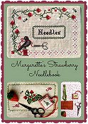 Lindsay Lane Designs - Margarette's Strawberry Needlebook