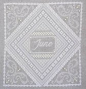 Northern Expressions Needlework - Birthstone Series - June Pearl