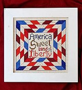Bobbie G Designs - America Sweet Land of Liberty