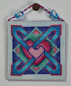 Frony Ritter Designs - Double Hearts