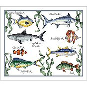 Vickery Collection - Ocean Fish