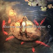 Heaven and Earth Designs - Arpeggio the Squirrel