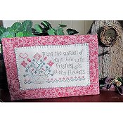 From The Heart Needleart - Friendship Garden