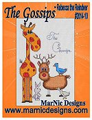 MarNic Designs - The Gossips THUMBNAIL