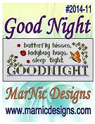 MarNic Designs - Good Night
