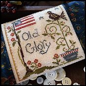 Little House Needleworks - Old Glory THUMBNAIL