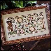 Little House Needleworks - Robin's Song