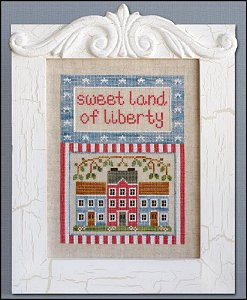 Country Cottage Needleworks - Land of Liberty MAIN