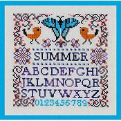 Turquoise Graphics & Designs - Mini Summer Sampler
