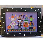 Amy Bruecken Designs - Halloween Parade