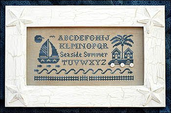 Little House Needleworks - Seaside Summer Alphabet MAIN