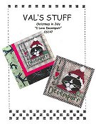 Val's Stuff - Christmas In July - I Love Decempurr