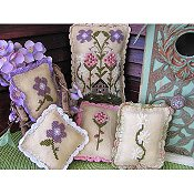 By The Bay Needleart - My Secret Garden THUMBNAIL