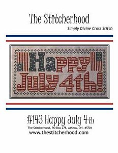 The Stitcherhood - Happy July 4th MAIN
