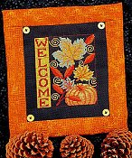 Bobbie G Designs - Autumn Welcome