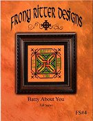 Frony Ritter Designs - Batty About You THUMBNAIL