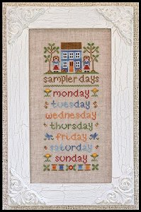 Country Cottage Needleworks - Sampler Days MAIN