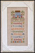 Country Cottage Needleworks - Sampler Days