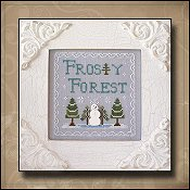 Country Cottage Needleworks - Frosty Forest #9 - Frosty Forest