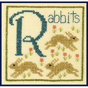 Elizabeth's Designs - R Is For Rabbits