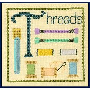 Elizabeth's Designs - T Is For Threads