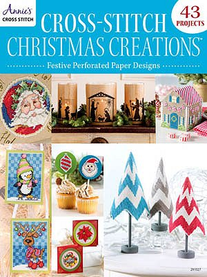 Annie's Cross Stitch - Cross Stitch Christmas Creations MAIN