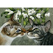 Heaven and Earth Designs - Under The Mistletoe THUMBNAIL