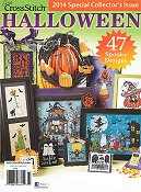 Just Cross Stitch 2014 Halloween Special Collector's Issue