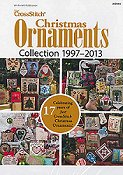 Just Cross Stitch DVD Christmas Ornaments Collection 1997-2013