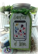 Serenity Stitches - Summer of Love THUMBNAIL