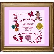 Cody Country Cross Stitch - Little Girls