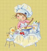 Lena Lawson Needlearts - Little Bakers THUMBNAIL