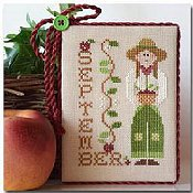 Little House Needleworks - Calendar Girls #9 - September