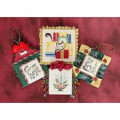 Brittercup Designs - Christmas Ornaments