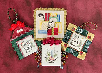 Brittercup Designs - Christmas Ornaments_MAIN