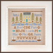 Country Cottage Needleworks - Lake House