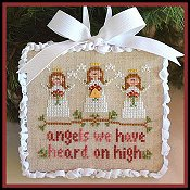 Country Cottage Needleworks - Classic Collection #1 - Angels THUMBNAIL