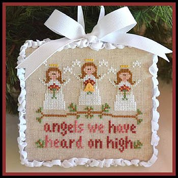 Country Cottage Needleworks - Classic Collection #1 - Angels MAIN