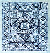 Northern Expressions Needlework - Shades of Blue