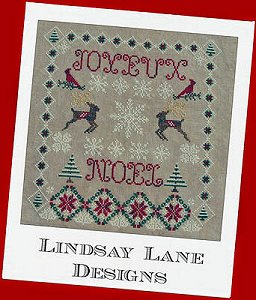 Lindsay Lane Designs - Joyeux Noel MAIN