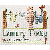MarNic Designs - Laundry Today...
