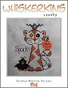Carolyn Manning Designs - Whiskerkins - Spooky THUMBNAIL