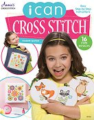 Annie's Cross Stitch - I Can Cross Stitch