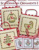 JBW Designs - Scandinavian Ornaments I THUMBNAIL