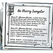 Jeannette Douglas Designs - Be Merry and Bright Embellishment Pack