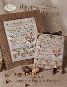 Jeannette Douglas Designs - Happy Acorn Harvest