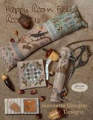 Jeannette Douglas Designs - Happy Acorn Fall Accessories