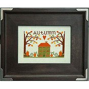 Tiny Modernist - Autumn Leaves & Pumpkins THUMBNAIL