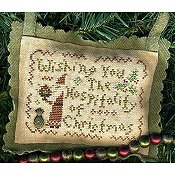 Homespun Elegance - Merry Noel Collection - Hospitality Of Christmas_THUMBNAIL