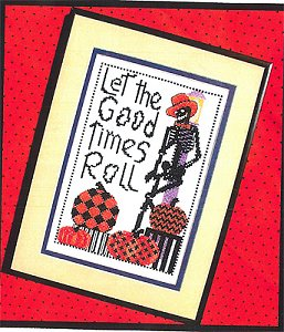Bobbie G Designs - Let the Good Times Roll MAIN